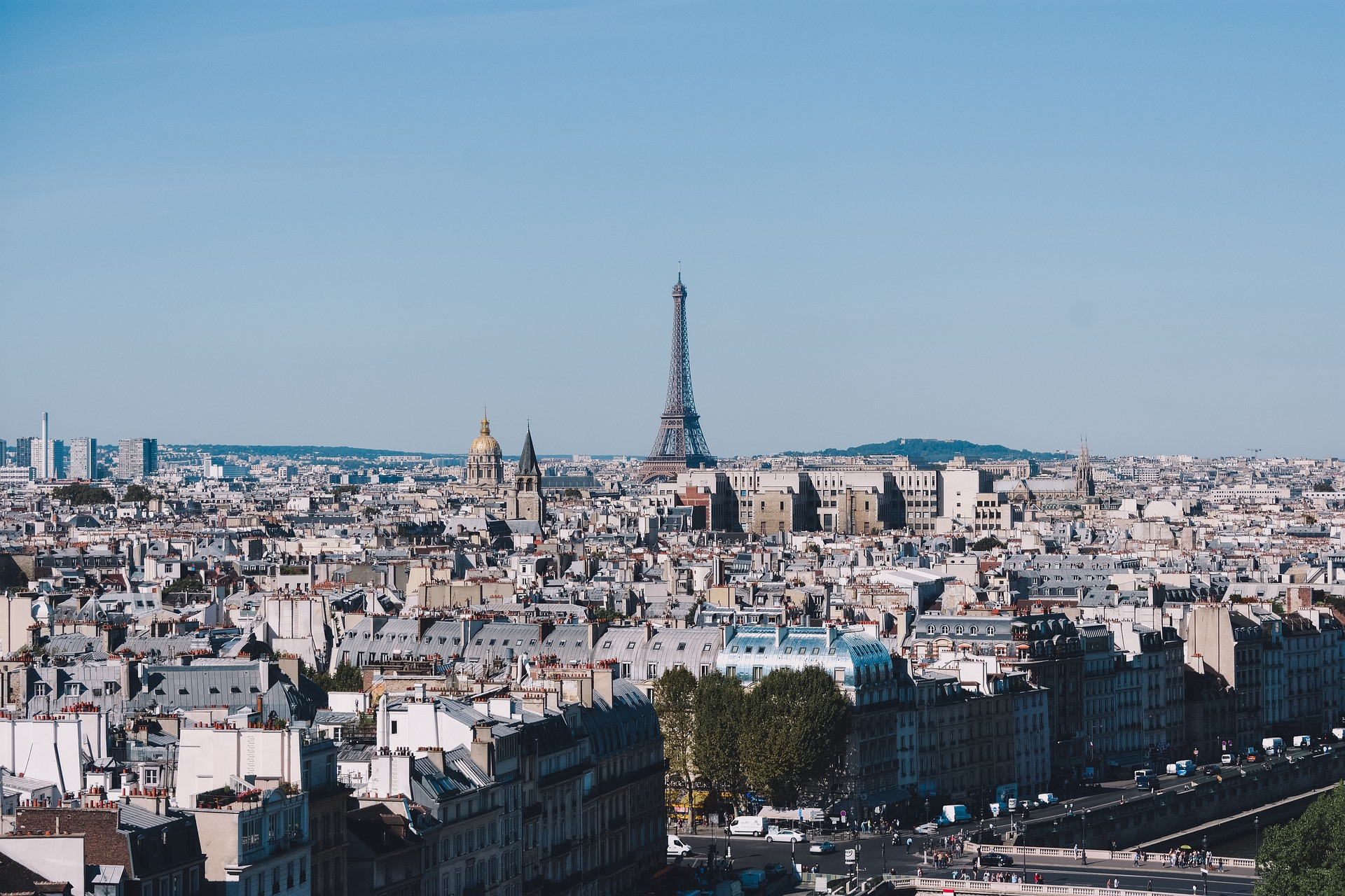 Top Companies for Work in France During 2018