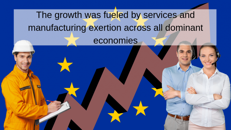 Manufacturing and Services Sectors Creating New Eurozone Jobs