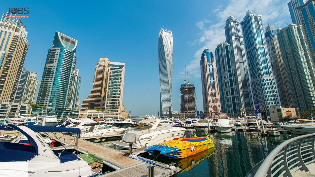 UAE Is Most Popular Country for Expat Workers from India